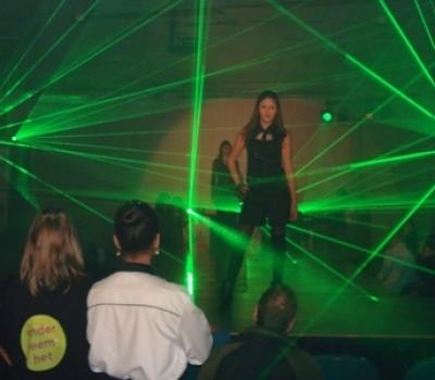 laser en special fx-1